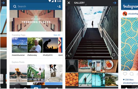 تحميل برنامج انستقرام للاندرويد مجانا Instagram for android