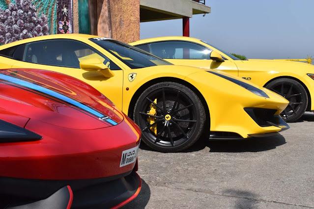 Alugar carro de luxo em Dubai