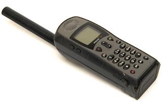 Spesifikasi Handphone Satelit Iridium 9505A