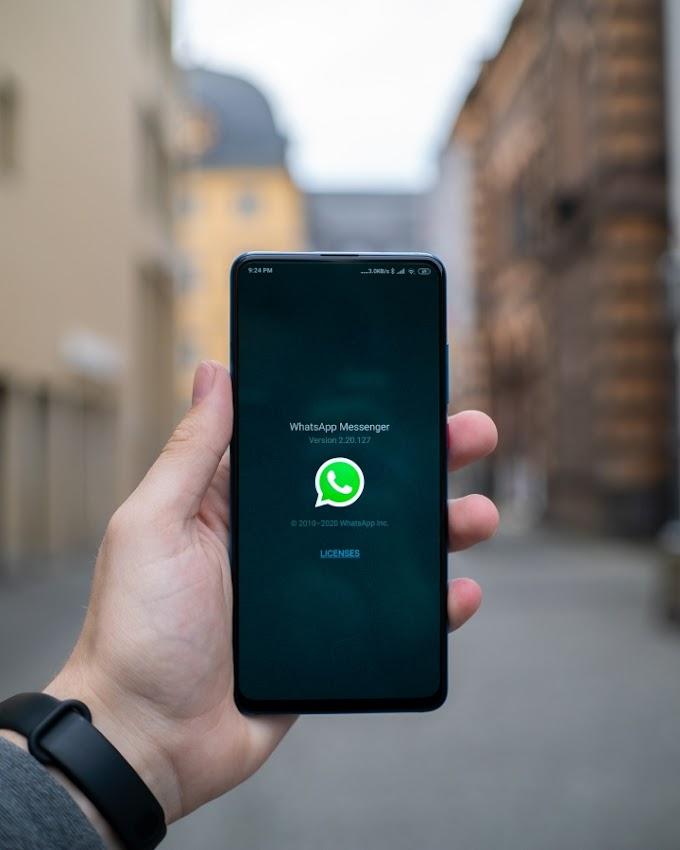 WhatsApp dark mode: How to Enable it