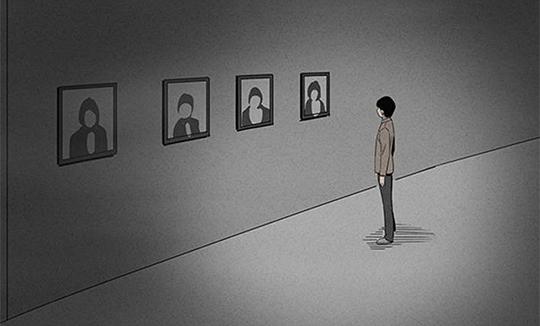 Chương 1: Phòng triển lãm bị nguyền rủa (phần 4) - Dị thường truyện