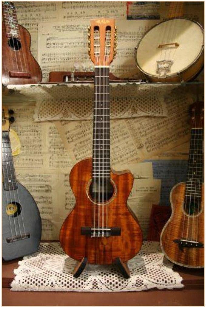 More Than Four Ukulele Strings