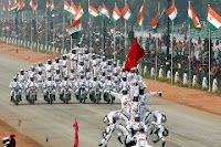 Republic Day Stunt