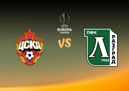 CSKA Moscú vs Ludogorets  Resumen y Goles