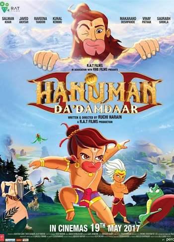 Hanuman Da Damdaar 2017 Hindi Full Movie Download