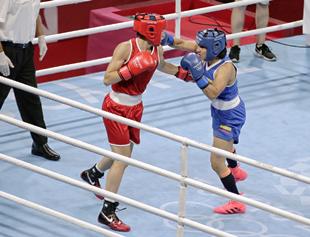 Boxeadora risaraldense debutó con oro en los Juegos Olímpicos