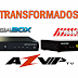 MEGABOX 3000 TRANSFORMADO EM PHANTOM BIOS IKS ON-14/03/2018