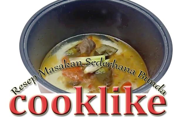 Cara Membuat Nasi Liwet Magicom