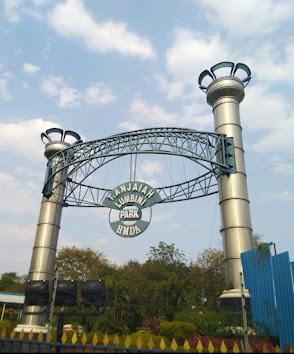 best visiting places around Hyderabad, lumbini park
