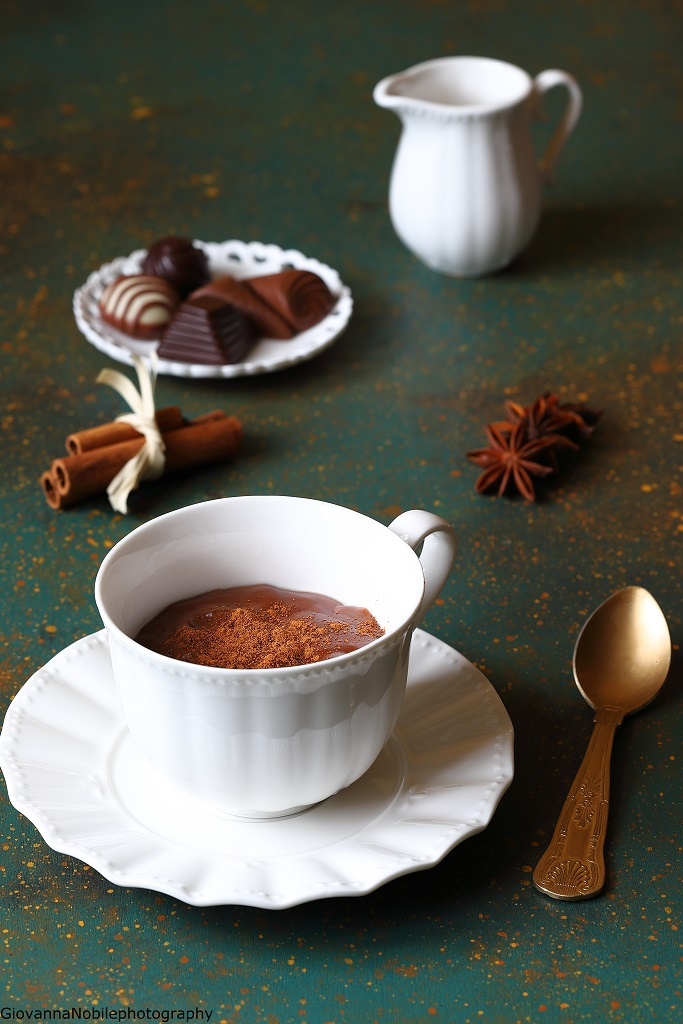 Cioccolata calda aromatica