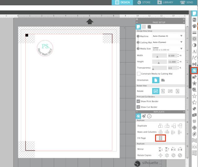 print and cut, beginner silhouette tutorial, sticker tutorial, silhouette tutorial, sticker paper, print and cut tutorial
