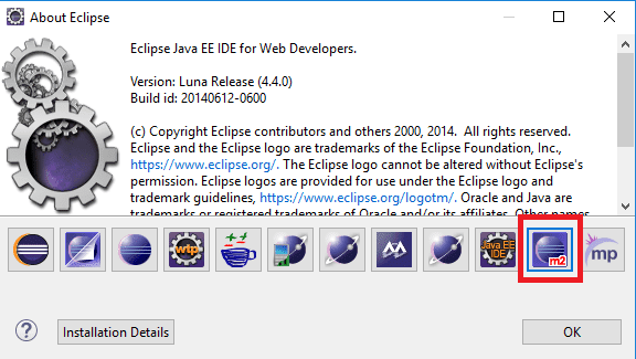 Check Whether Maven is installed in Eclipse