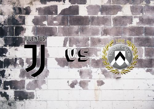 Juventus vs Udinese  Resumen y Partido Completo