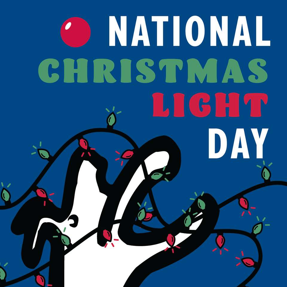 National Christmas Lights Day Wishes pics free download