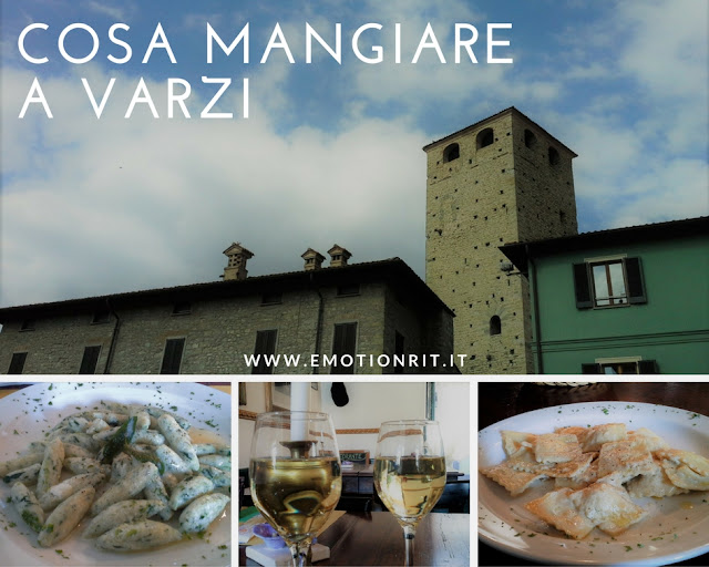 Cosa mangiare a Varzi