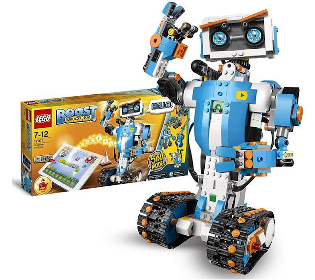 Lego Build, Code and Play Toy