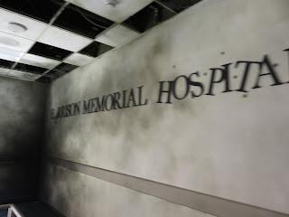 Walking Dead Hospital Universal Hollywood