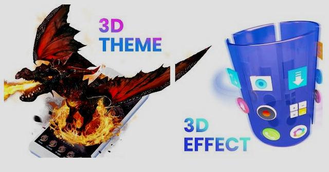 أفضل تطبيقات اللانشر ثلاثية الابعاد للأندرويد في عام 2019