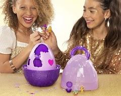 Огромное яйцо Hatchimals CollEGGtibles Mega Secret Surprise с 40 сюрпризами