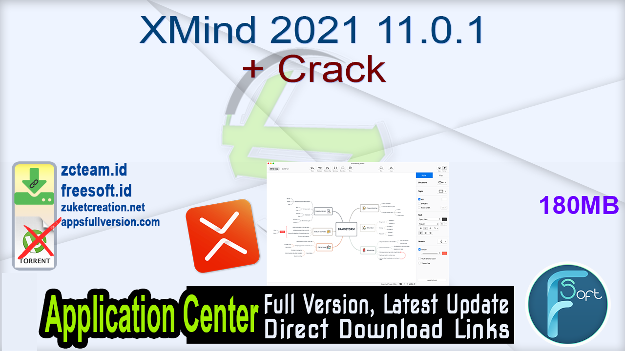 Xmind 21 11 0 1 Crack Zcteam Id Free Download