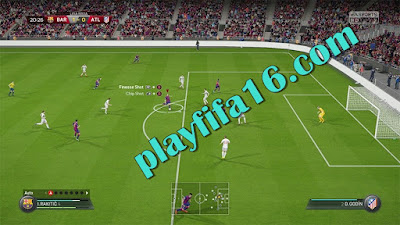 FIFA 16 free download full version for pc