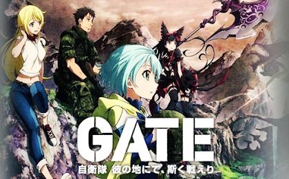 Gate: Jieitai Kanochi Nite, Kaku Tatakaeri – Enryuu-hen Todos os Episódios Online