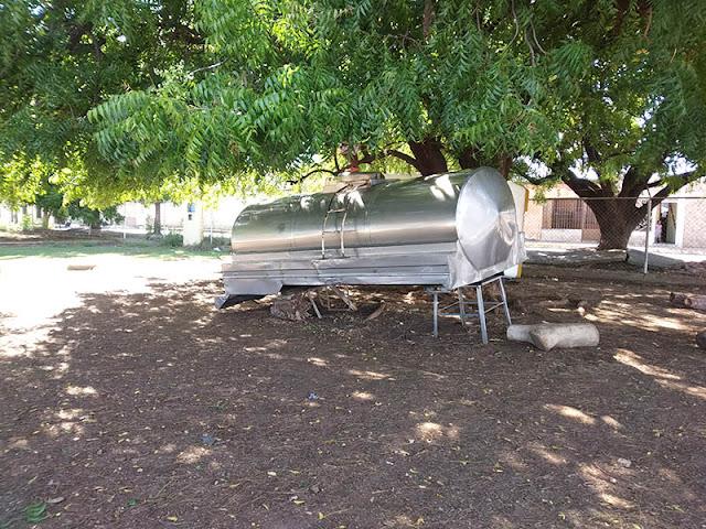 ANARQUÍA EN EL CAMPO DEPORTIVO DE LITOARENAS