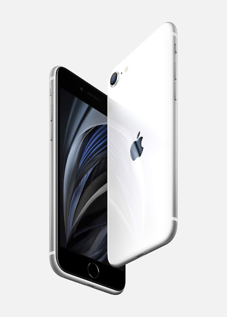 iPhone SE Generasi Kedua Powerful SmartPhone
