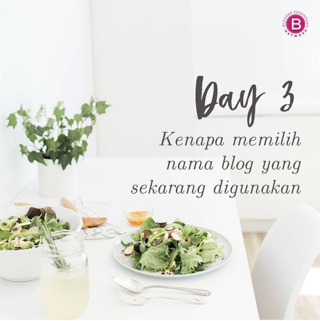 memilih nama blog