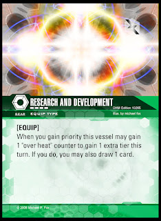 Equip type: Research and Development