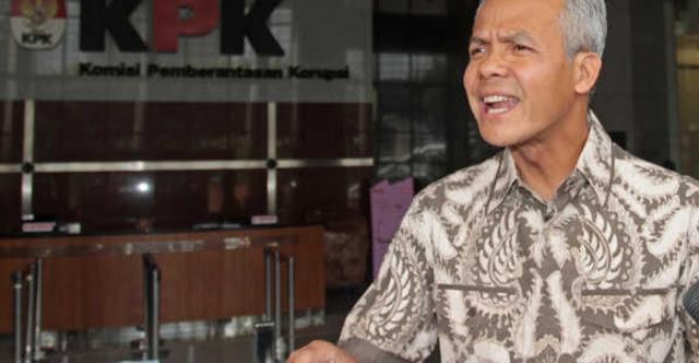 Gubernur Jateng Minta ASN Simpatisan Khilafah Mengundurkan Diri