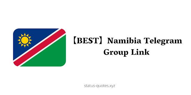 Namibia Telegram Group Link