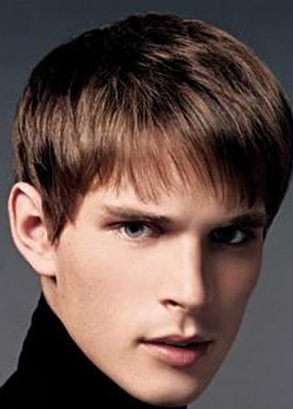 Corte de cabello para hombres trinchudos