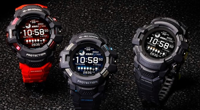 Αυτό είναι το G-Shock SmartWatch της Casio