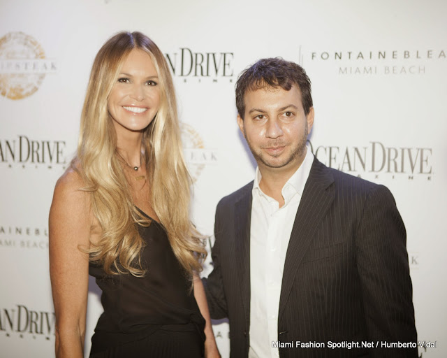 Ocean Drive Magazine Premiers Its November Issue Hosted by Cover Star, Elle Macpherson