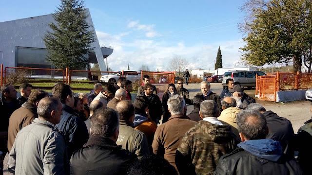 Άρτα: Περιοδεία Κλιμακίου Του ΚΚΕ Με Επικεφαλής Τον Νίκο Μωραΐτη Στη «ΒΙΚΗ» Και Στο Χωριό Πολύδροσο (ΦΩΤΟ)