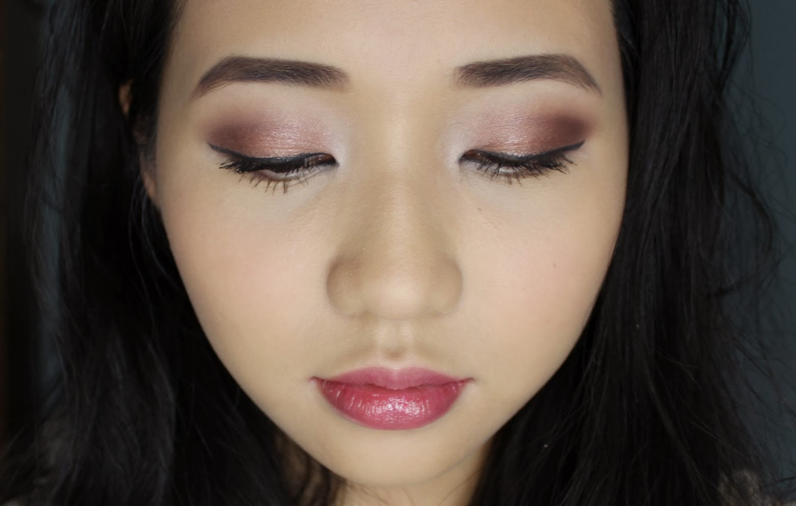 Smokey Eyes Look with Urban Decay Naked 3