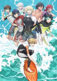 الحلقة  1  من انمي Wave!! Surfing Yappe!! (TV) مترجم