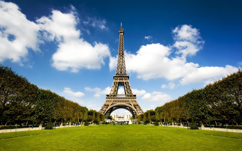 Foto Foto Terindah Menara Eiffel Paris Prancis 2013 Gambar
