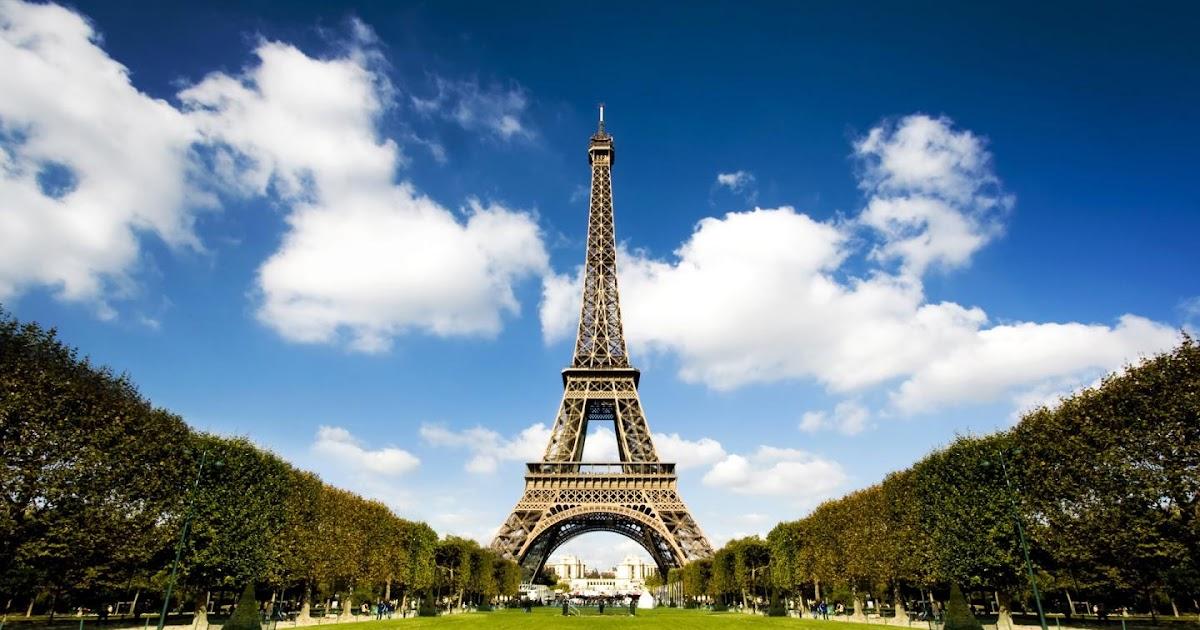 FotoFoto Terindah Menara Eiffel Paris Prancis 2013
