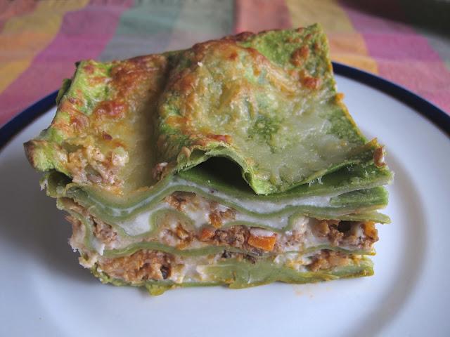 The Kitchen Recipes From Saturday February   Lasagna