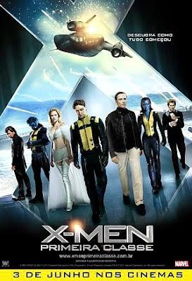 X Men: Primeira Classe   TS RMVB Dublado
