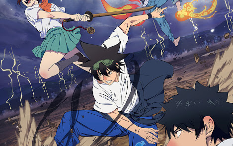 Download The God Of High School Episode 4 Subtitle Indonesia