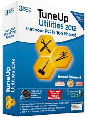 Download TuneUp Utilities 2012 + Serial