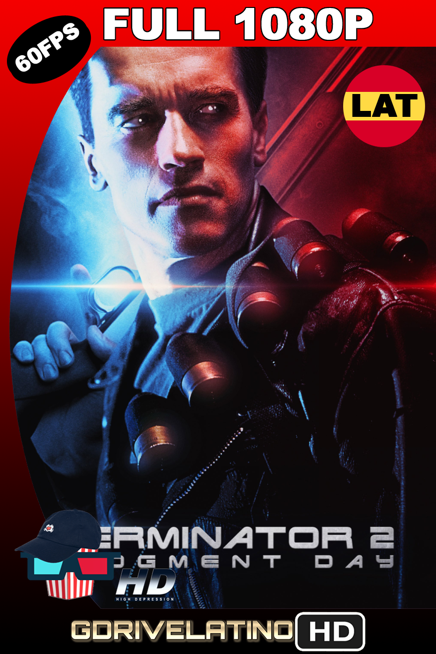 Terminator 2: El Juicio Final (1991) BDRip 1080p (60 FPS) Latino-Ingles MKV