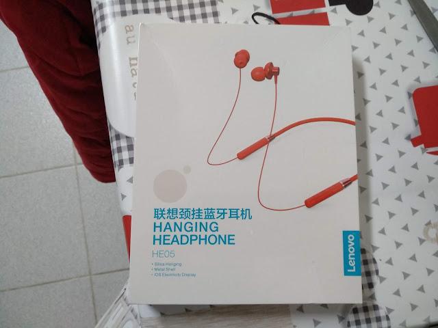 Lenovo HE05 Earphones Review