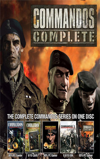 تحميل لعبة Commandos Complete Collection كاملة مجانا
