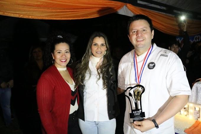 """""""Artes Chef"""" se desarrolló con éxito en la Escuela de Artes y Oficios"""