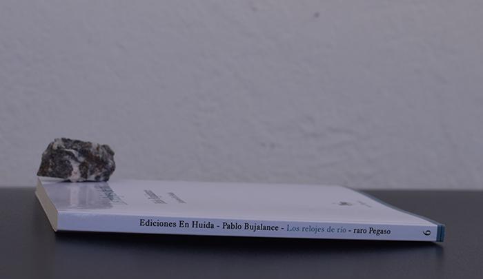 «Los relojes de río», de Pablo Bujalance (Ediciones En Huida)
