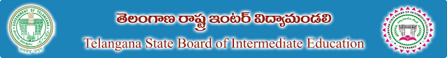 TS Intermeidate 1st/2nd Year Exam Time Table 2017